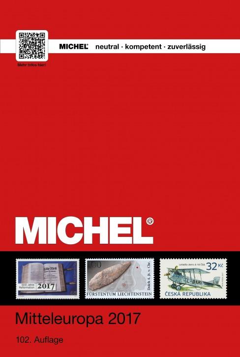 Mitteleuropa 2017 (EK 1) (E-Book)