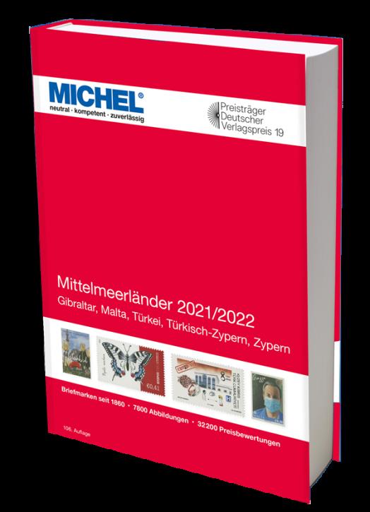 Mediterranean Countries 2021/2022 (E 9)
