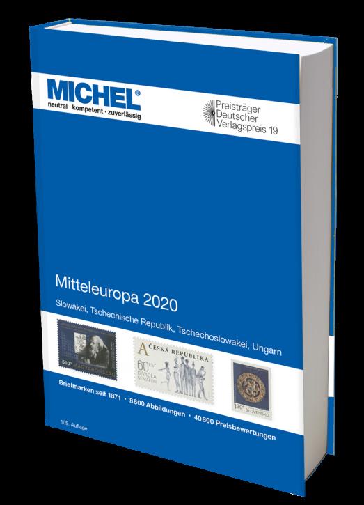 Mitteleuropa 2020 (E 2)