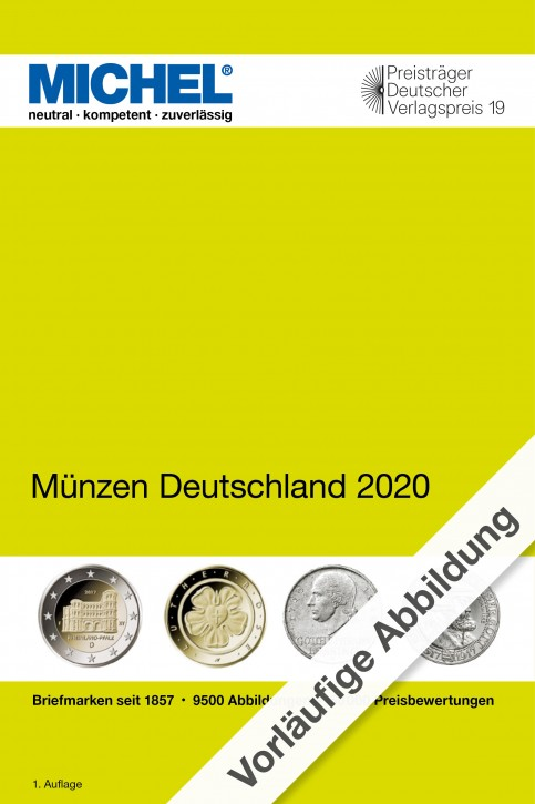 Coins Germany 2020