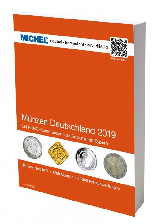 Münzen Deutschland 2019