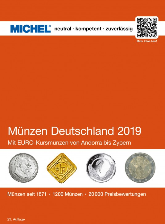 Coins Germany 2019 (Ebook)
