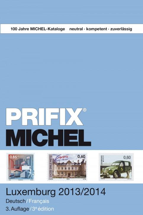 MICHEL-Prifix Luxemburg 2013/2014 – Deutsch/Französisch