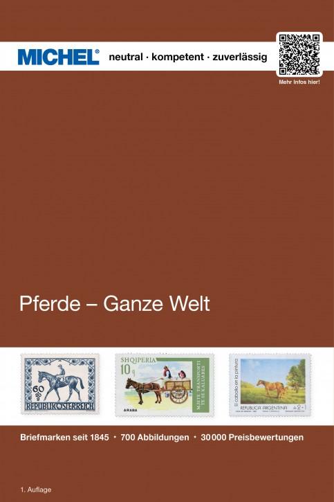Pferde - Ganze Welt