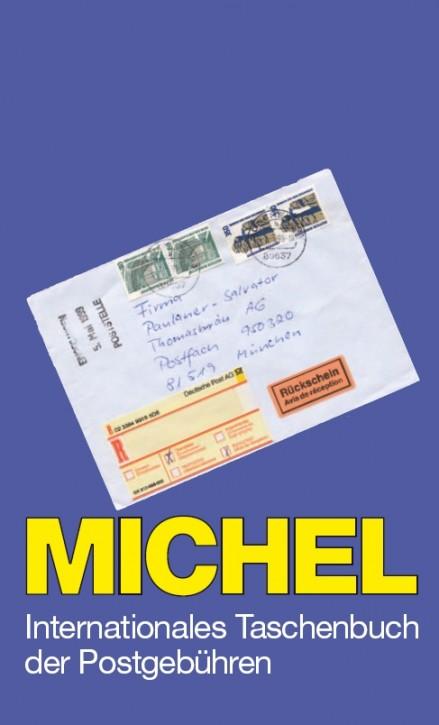 Internationales Taschenbuch der Postgebühren