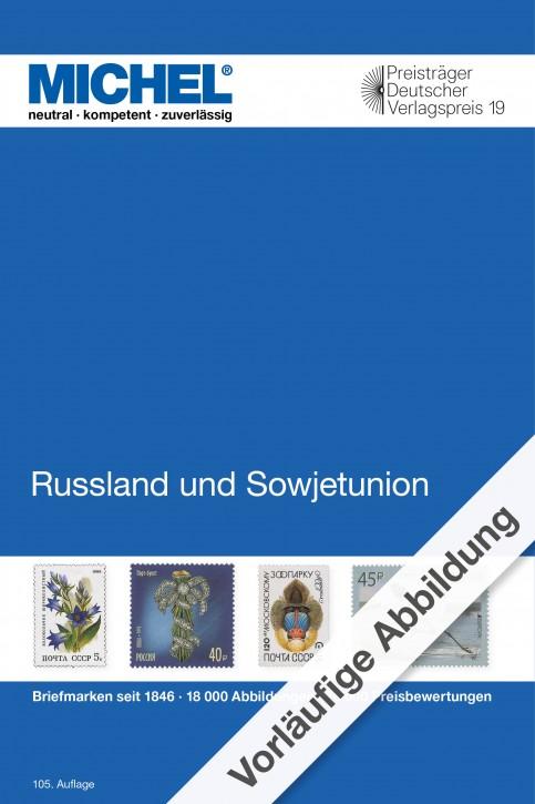 Russland und Sowjetunion 2020/2021 (E 16)