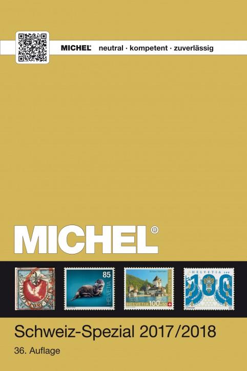 Schweiz-Spezial 2017/2018 (E-Book)