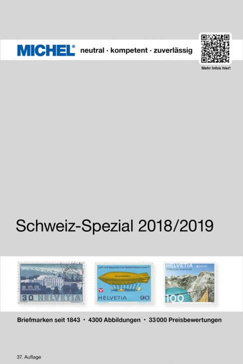 Switzerland Specialized 2018/2019 (Ebook)