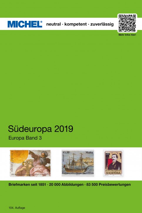 Südeuropa 2019 (EK 3) (Ebook)