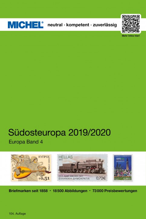Südosteuropa 2019/2020 (EK 4)