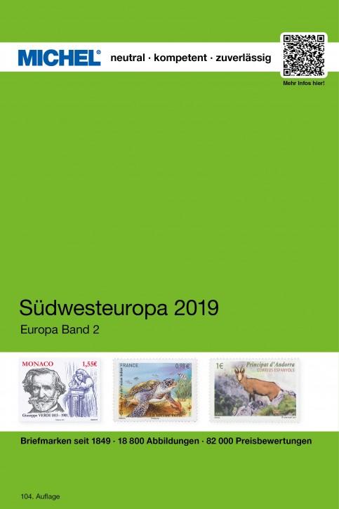 Südwesteuropa 2019 (EK 2)