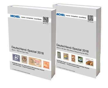 Germany Specialized 2018 Volume 1 and 2