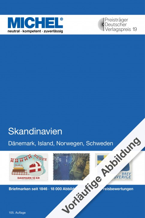 Skandinavien 2020/2021 (E 10)