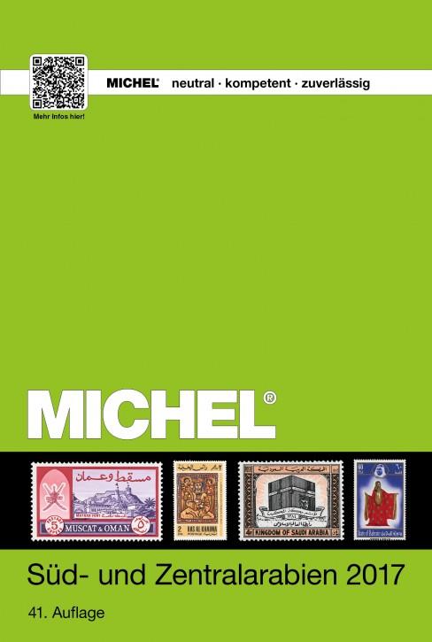 Süd- und Zentralarabien 2017 (ÜK 10.2) (E-Book)