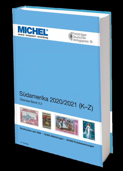 South America 2020/2021 (Ü 3.2) – Volume 2 K-Z