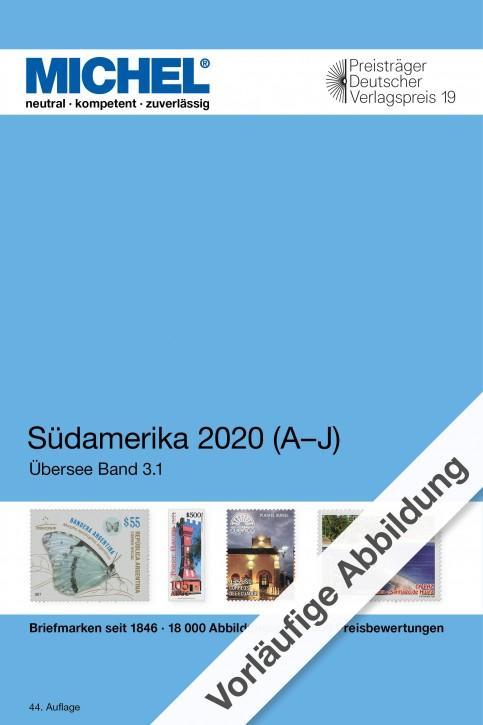 Southern America 2020 (Ü 3.1) – Volume 1 A-J