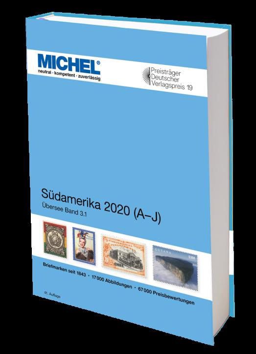 South America 2020 (Ü 3.1) – Volume 1 A-J