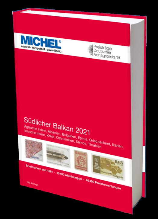Southern Balkans 2021 (E 7)