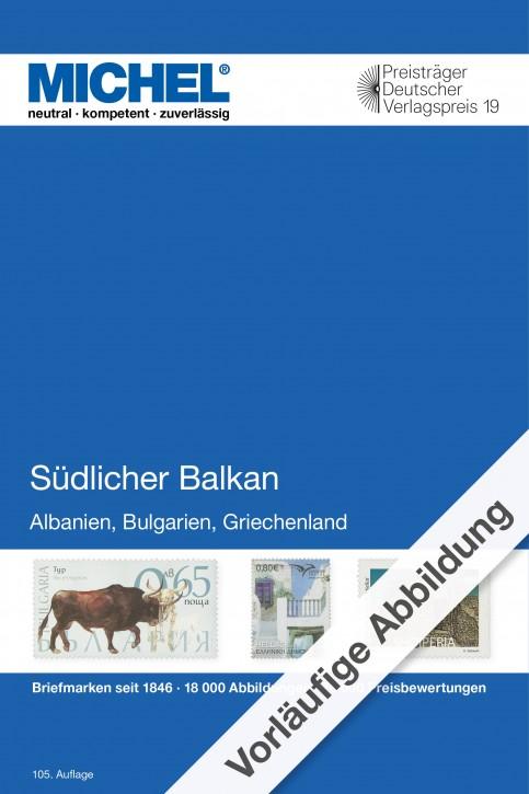 Südlicher Balkan 2020 (E 7)