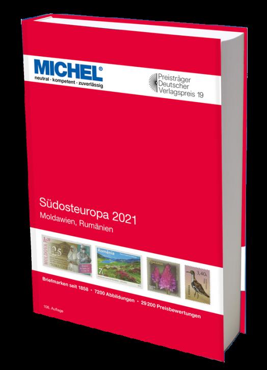 Südosteuropa 2021 (E 8)
