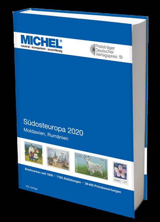 Southeast Europe 2020 (E 8)