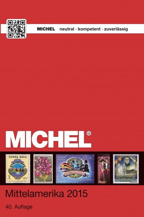 Mittelamerika-Katalog 2015 (ÜK 1/2) (E-Book)