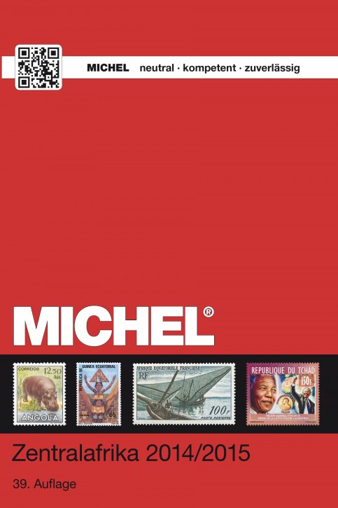 Zentralafrika-Katalog 2014/2015 (ÜK 6/1) (E-Book)