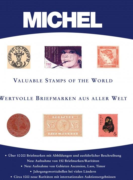 Wertvolle Briefmarken aus aller Welt 2012/2013 – Deutsch/Englisch