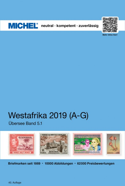 West Africa 2019 (OC 5.1) (Ebook)