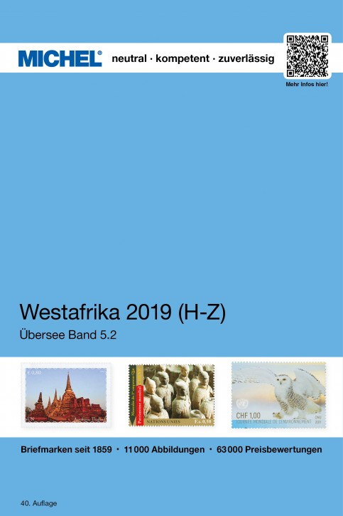 Westafrika 2019 (ÜK 5.2) – Band 2 H-Z (E-Book)