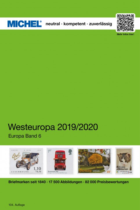 Westeuropa 2019/2020 (EK 6)