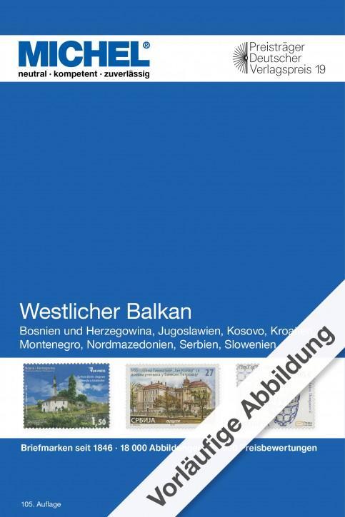 Western Balkans 2020 (E 6)