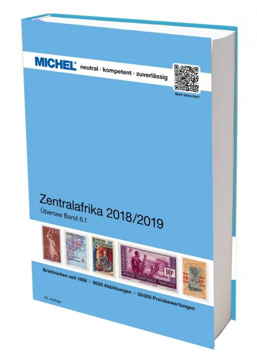 Zentralafrika 2018/2019 (ÜK 6.1)
