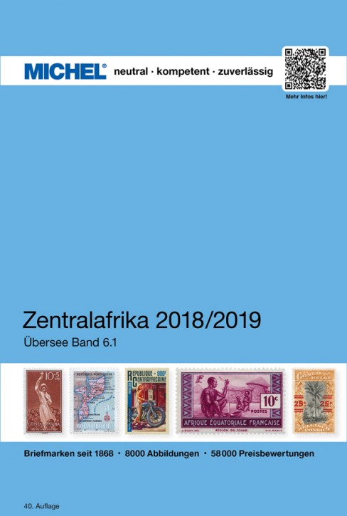 Central Africa 2018/2019 OC 6.1 (Ebook)