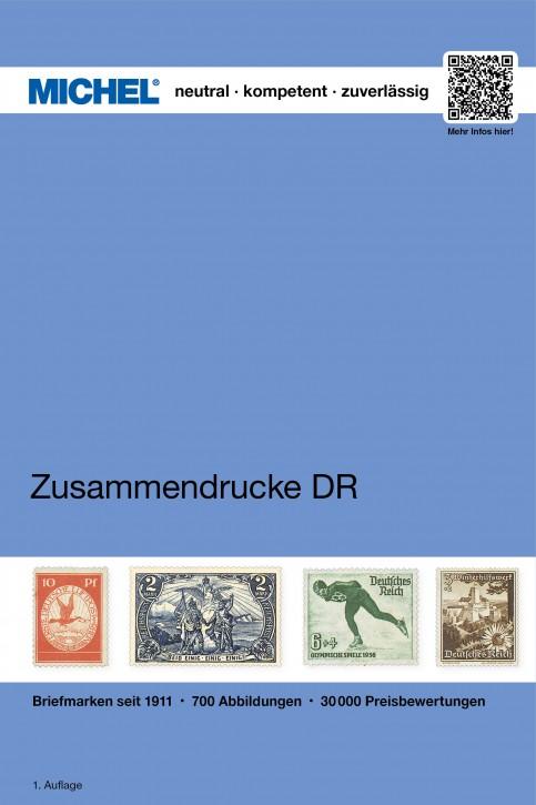 Zusammendrucke Deutsches Reich