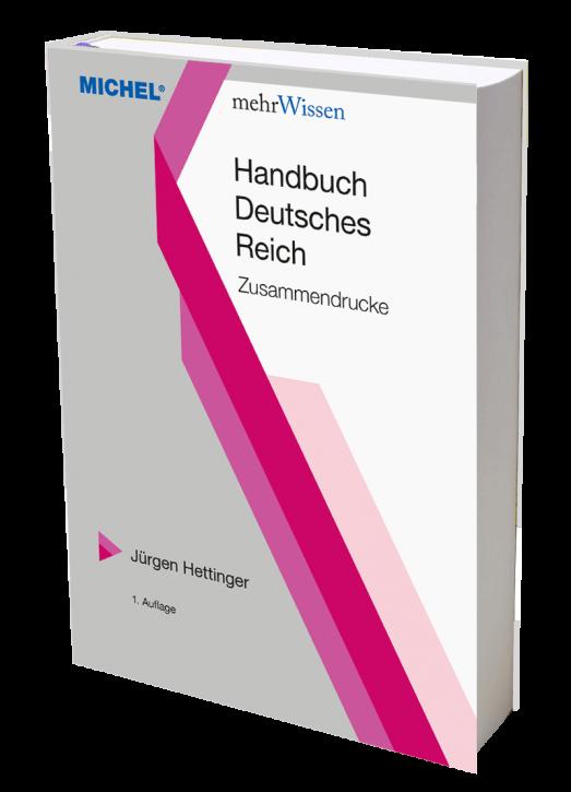 Handbuch Zusammendrucke Deutsches Reich