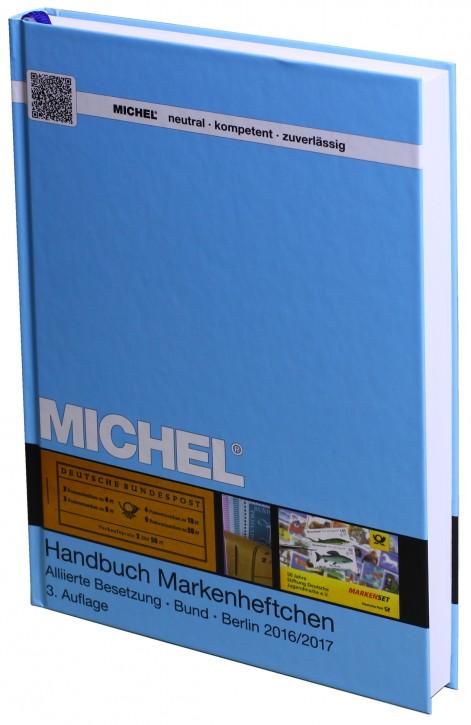 Handbuch Markenheftchen Alliierte Besetzung/Bund/Berlin 2016/2017