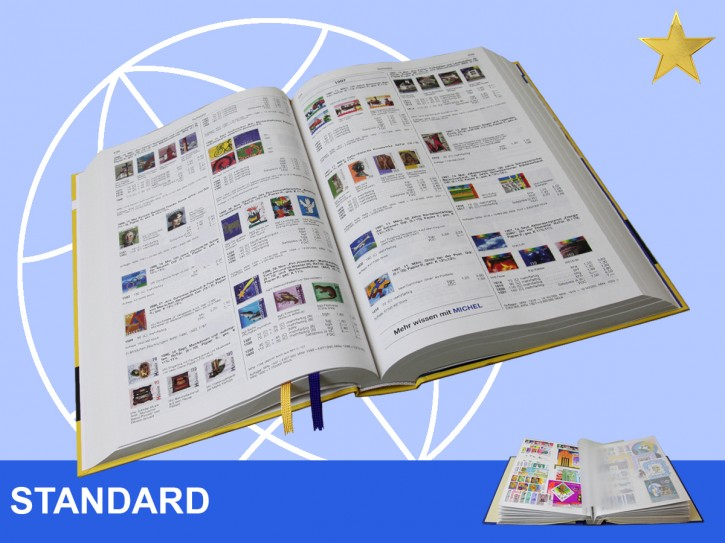 MICHEL-Online Briefmarken Ganze Welt, Standard Version