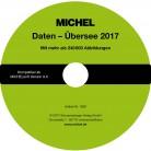 MICHEL-Daten/Update Briefmarken Übersee 2017 – für Soft & Album