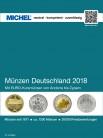 Münzen Deutschland 2018 (E-Book)