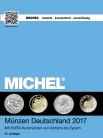 Münzen Deutschland 2017 (E-Book)