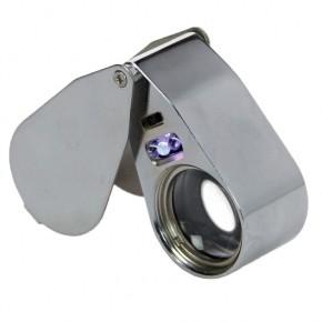 UV Präzisionslupe - Juwelierlupe