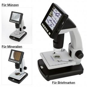 LCD-Digital-Mikroskop