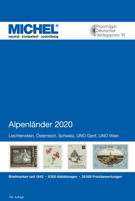 Alpine Countries 2020 E 1