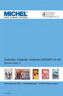 Australia/Oceania/Antarctica 2020/2021 (Ü 7.1) – Volume 1 A-M