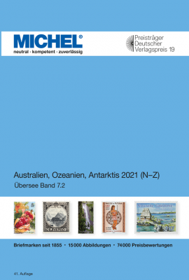 Australien/Ozeanien/Antarktis 2021 (Ü 7.2) – Band 2 N-Z