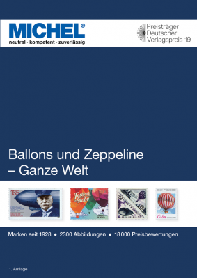 Balloons and Zeppelins - Whole World