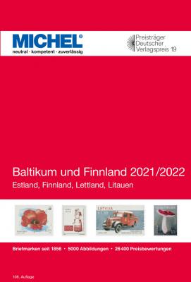 Baltic States and Finland 2021/2022 (E 11)