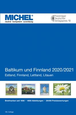 Baltic States and Finland 2020/2021 (E 11)