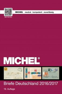 Briefe Deutschland 2016/2017 (E-Book)